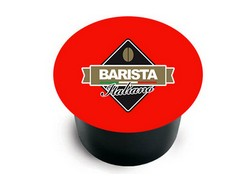 BARISTA capsule BLUE RED